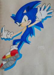 Sonic 1 by DeltaKnife29