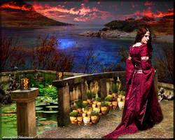 Elvesqueen Garden by sternenfee59