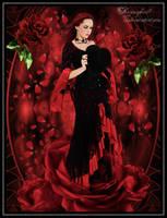 Una Rosa Espanol by sternenfee59