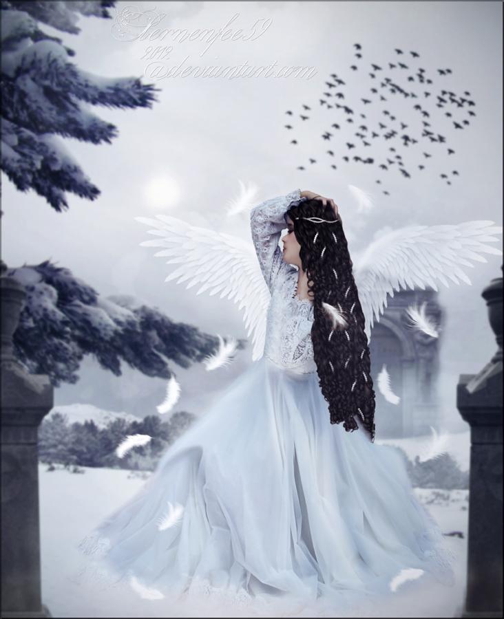 Winterangel by sternenfee59
