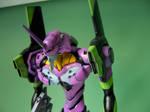 EVA Unit 01: Front