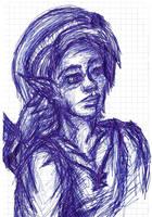 Link Scribble by McMuschkl