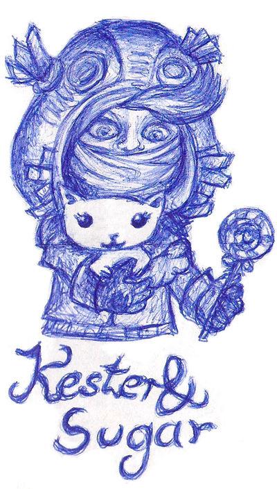Scherbenwerk Fan Art by McMuschkl