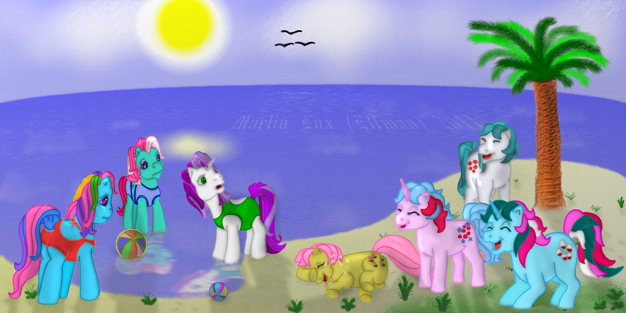 [Obrázek: my_little_pony_on_the_beach_by_elfman83ml-d4hqb8j.png]