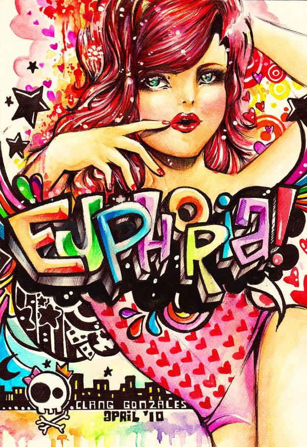 Summer Euphoria by rianbowart