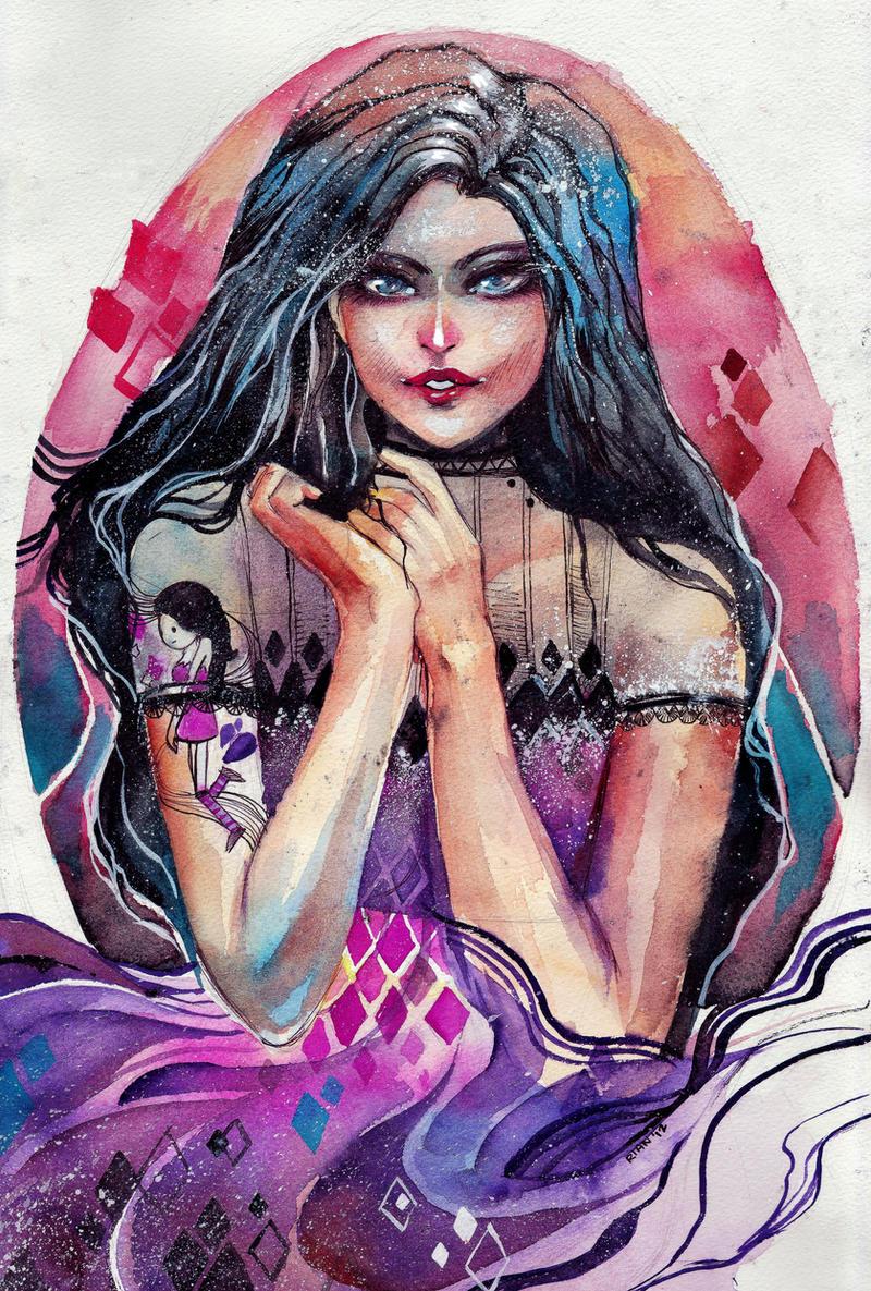 Marceline by rianbowart