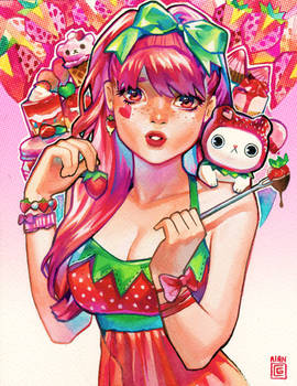 Candy Girls: Strawberry