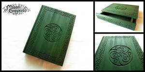 CELTIC BOOK BOX