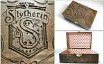 SLYTHERIN HOUSE BOX