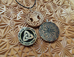A Triskell, an Yggdrasil and a Mandala :-) by MassoGeppetto