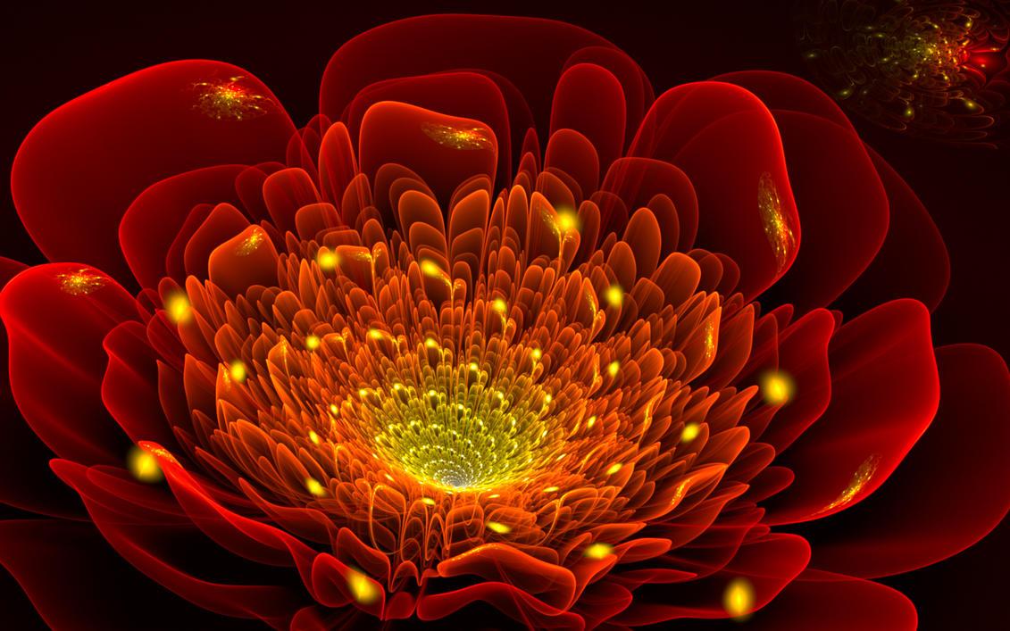Fiery Love by Anyzamarah