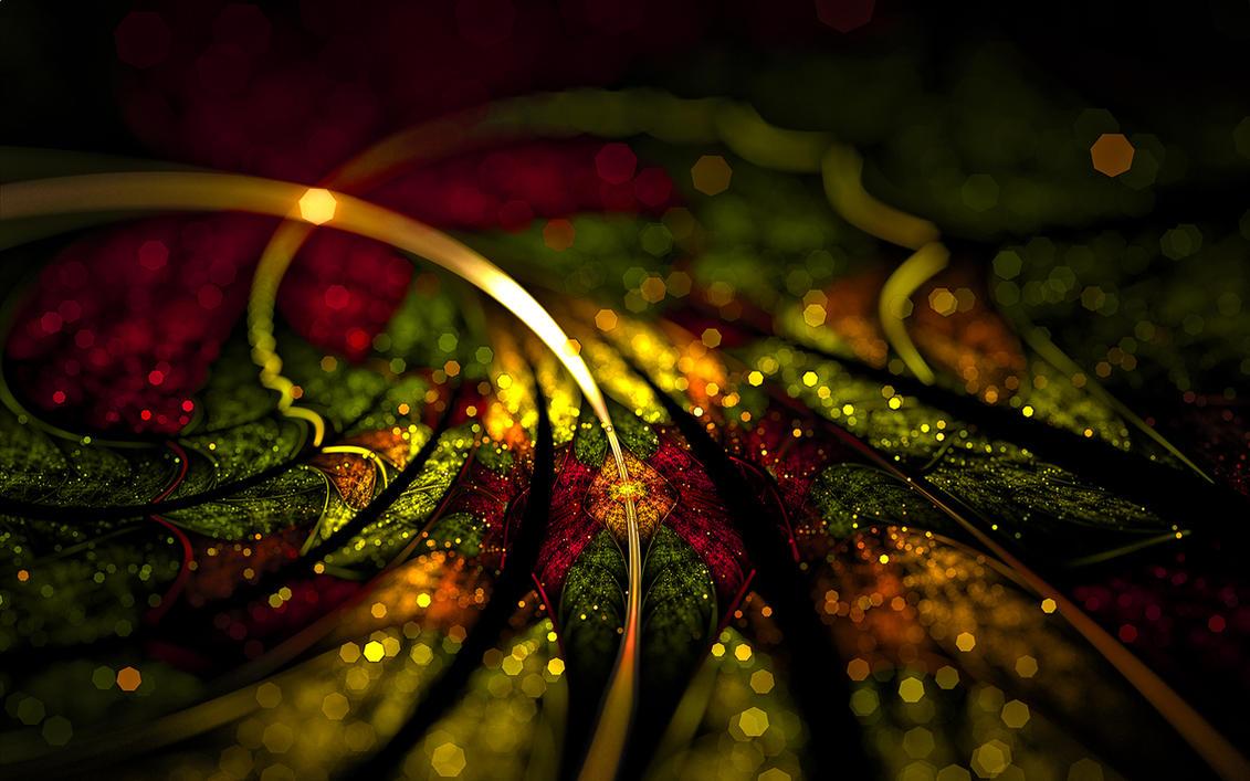 Autumn Night by Anyzamarah