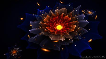 Velvety Sparks by Anyzamarah