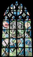 church window by wonderlandstockX (2)