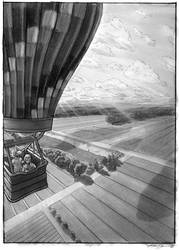 AAU perspective drawing