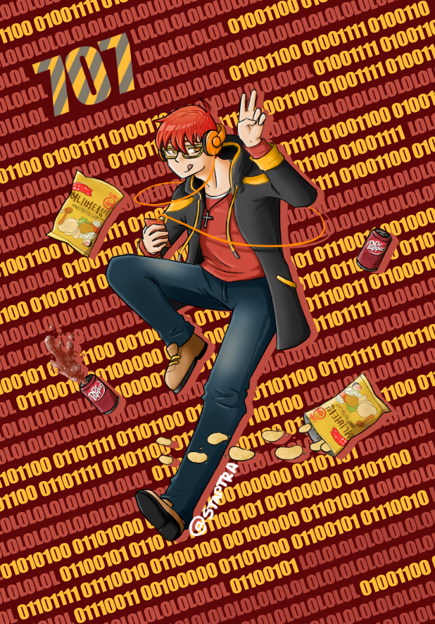 707, Defender of Justice! by staptra