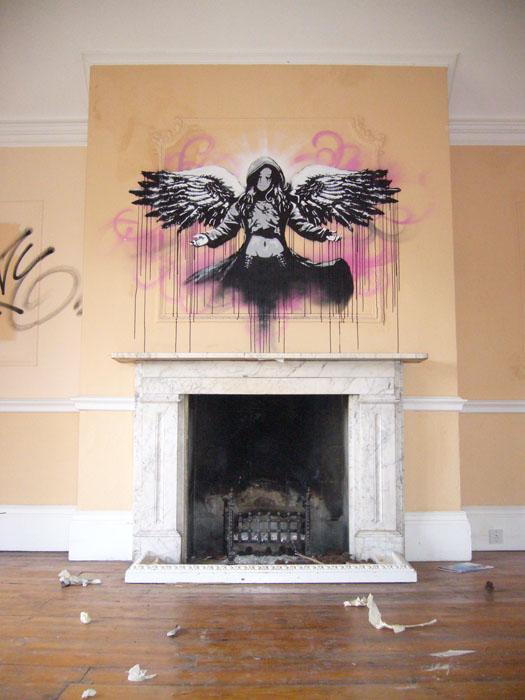 Valkyrie Angel by WhoAm-Irony
