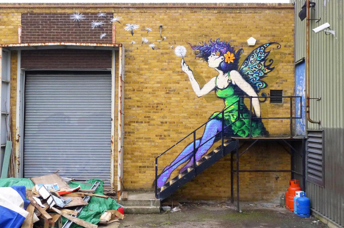 Green Pixie by WhoAm-Irony