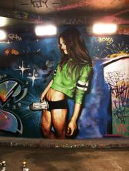 Leake Street by WhoAm-Irony