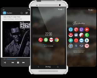 HTC One: Reiteration by KimboPrice