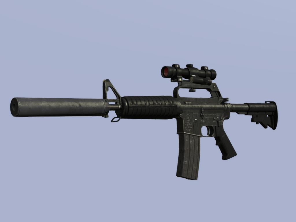 M16A2 carbine by Yano-t11