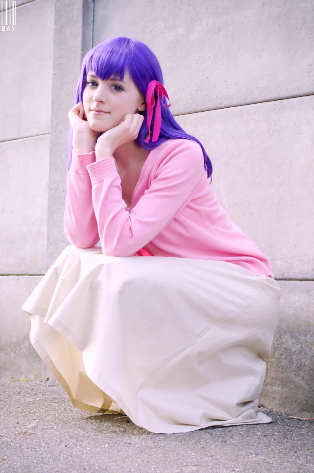 Sakura Matou - Fate/stay night Cosplay