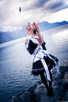 Felicia Cosplay from Fire Emblem Fates by Tinu-viel
