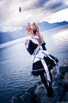 Felicia Cosplay from Fire Emblem Fates