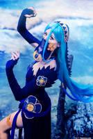 Embrace the dark - Azura Fire Emblem Cosplay by Tinu-viel