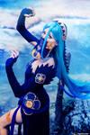Embrace the dark - Azura Fire Emblem Cosplay