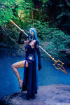 Song of Conquest and Fate - Azura Cosplay