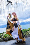 Olivia Performing Arts Cosplay from Fire Emblem