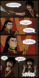 Zuko confronts Ozai by kartos