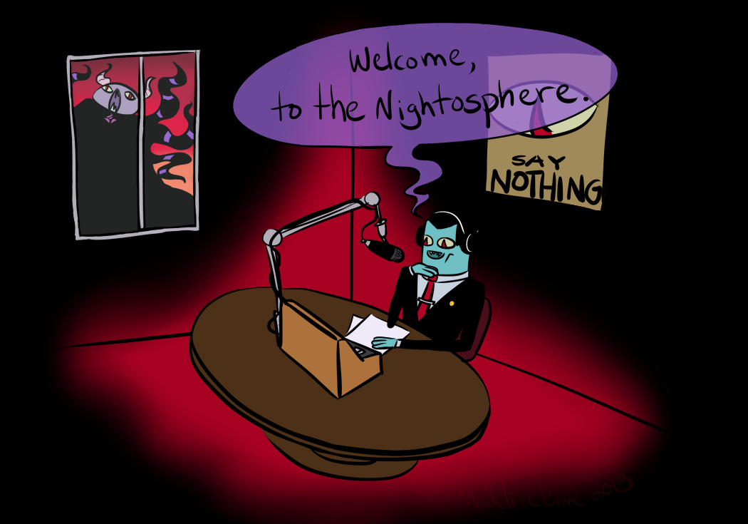 Welcome to the Nightosphere by kartos