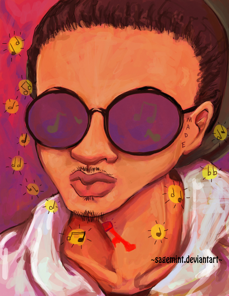 August Alsina by SageMint