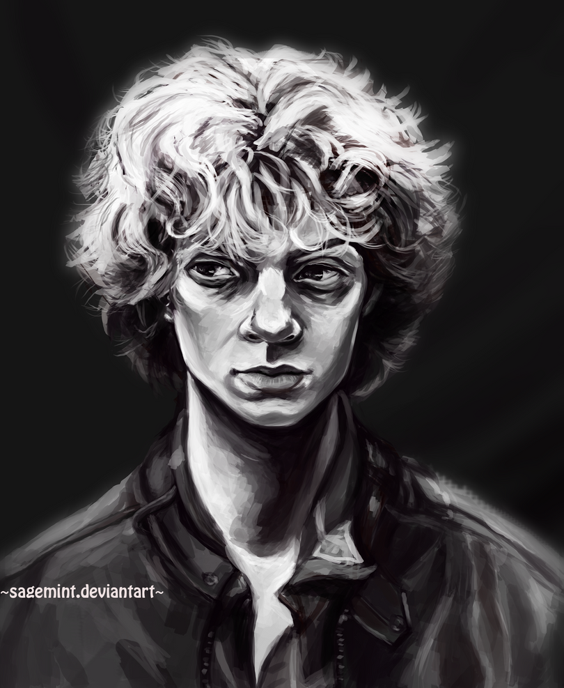 Evan Peters study by SageMint
