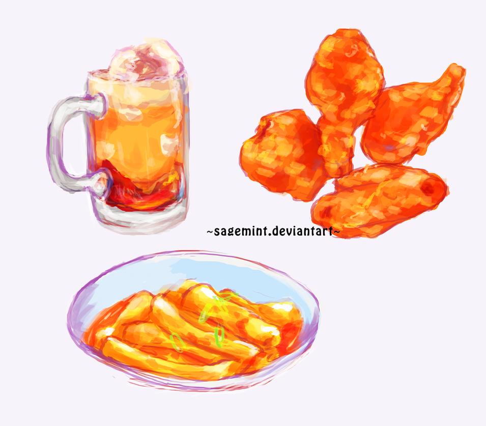 Food studies III by SageMint