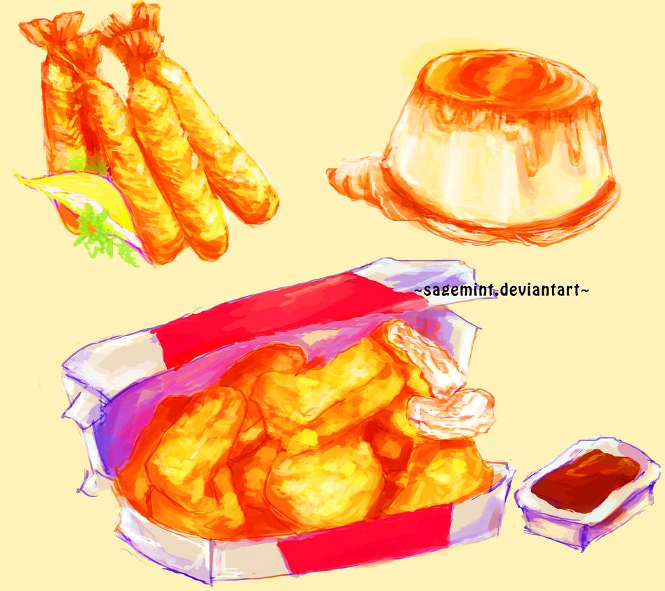 Food studies IV by SageMint