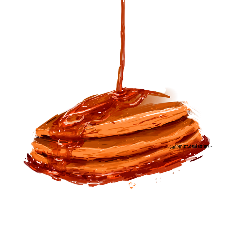 Pancakes study by SageMint