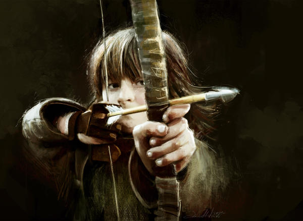 Bran by dalisacg
