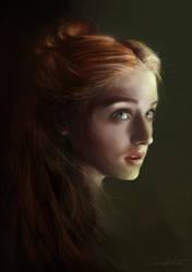 Sansa by dalisacg