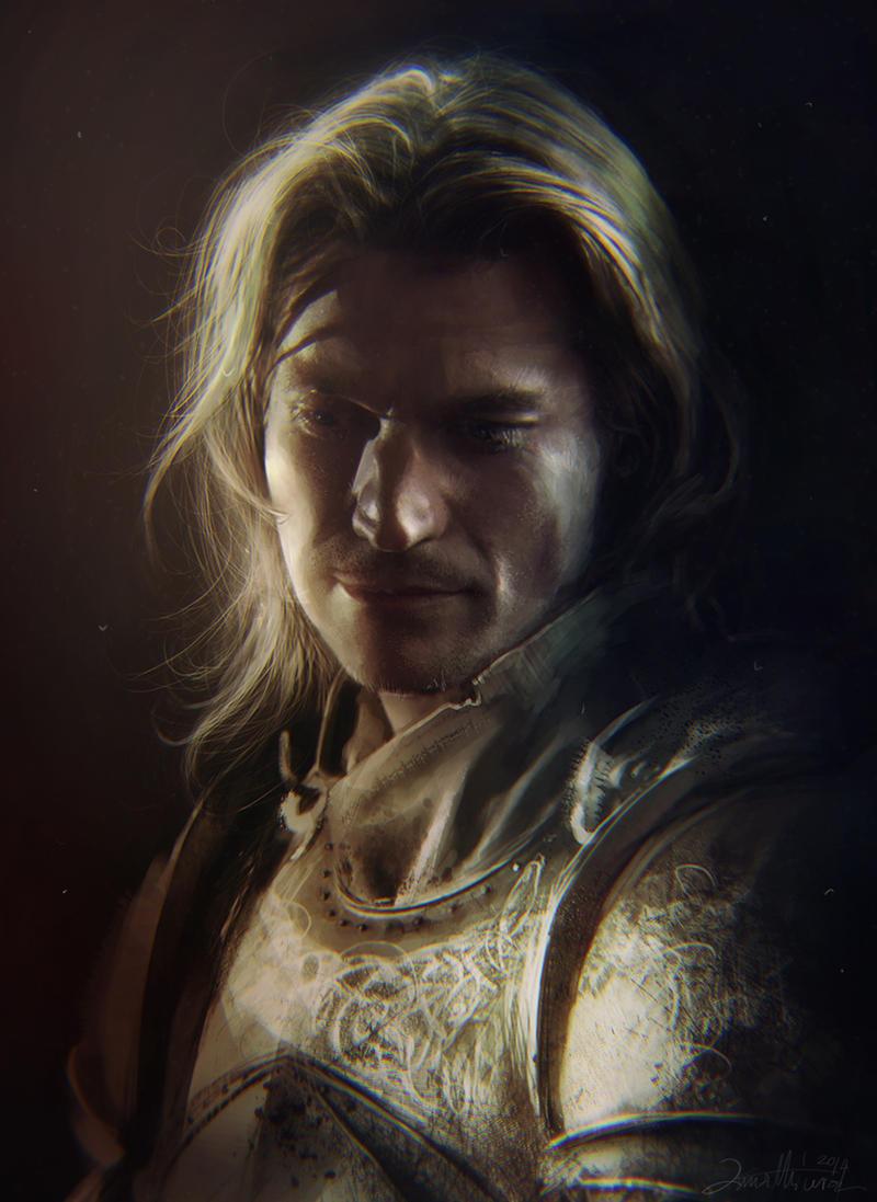 Jaime Lannister by dalisacg