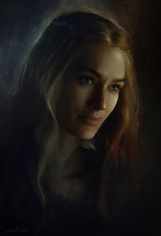 Cersei by AniaMitura