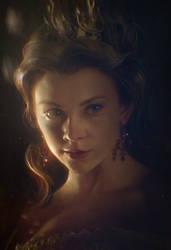 Margaery Tyrell by dalisacg