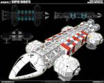 Space 1999 Eagle Transporter 1