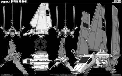 Lambda Shuttle by cosedimarco