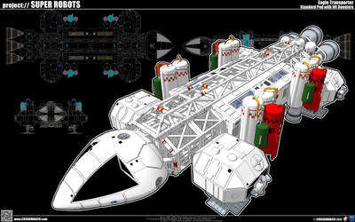 Eagle Transporter with Lift Boosters