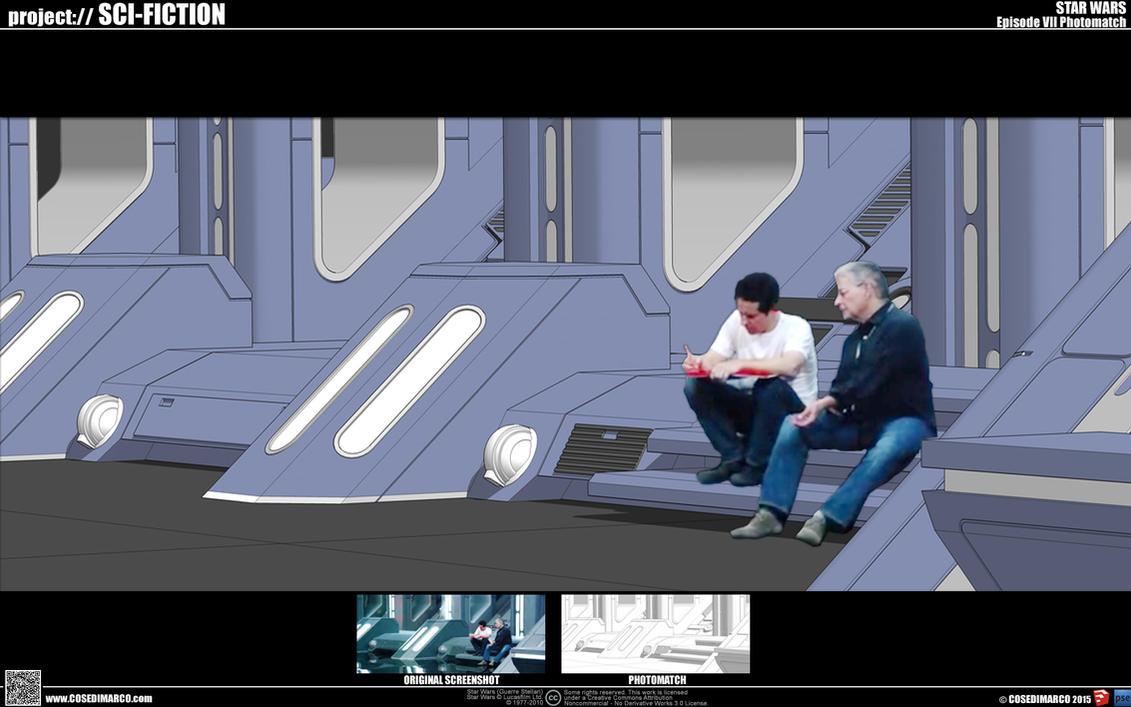 Episode VII Interior by cosedimarco