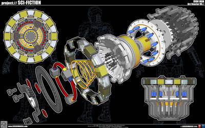 Iron Man Arc Reactor Mk.I
