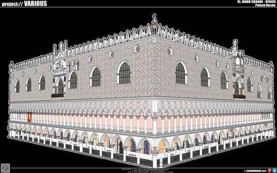 Palazzo Ducale - Venice